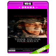Thank You for Your Service (2017) WEB-DL 1080p Audio Dual Latino-Ingles
