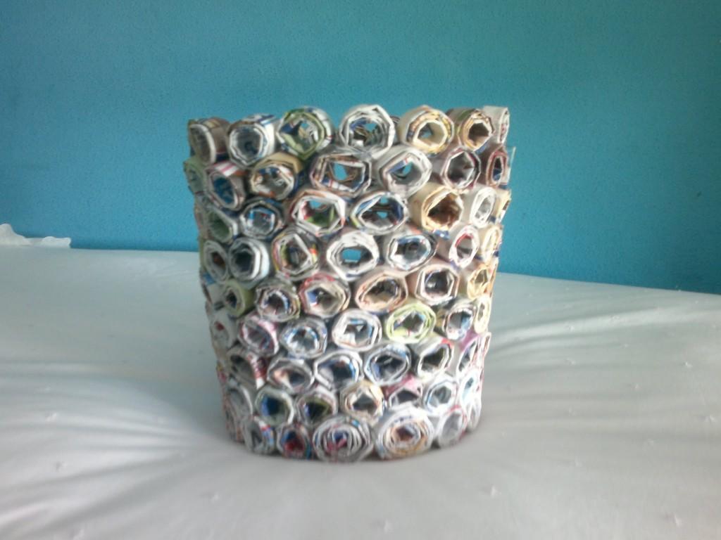 Decoracion De Baño Con Material Reciclado: te permitirá decorar con personalidad a la vez que con funcionalidad