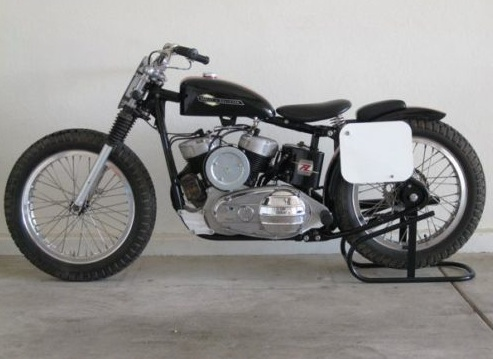 1954 Harley Davidson for Sale http://sideburnmag.blogspot.com/2012/01/1954-kr750-for-sale.html