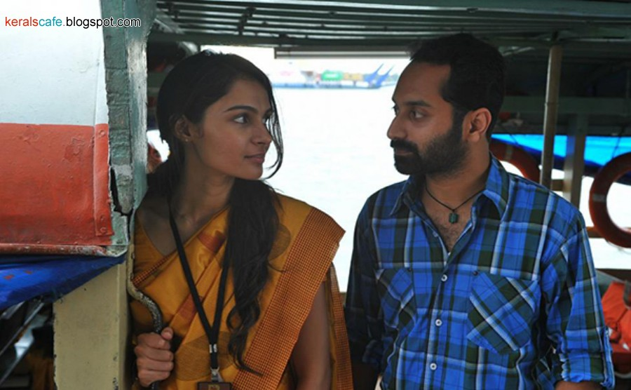 Andrea Jeremiah about the relationship with Fahad Fazil