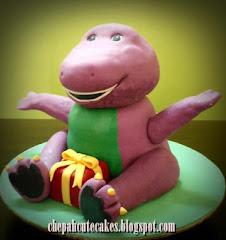 Kelas DIY Barney 3D