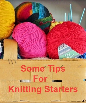 Some Tips For The Knitting Starters