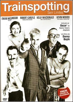 Download - Trainspotting - Sem Limites - DVDRip - RMVB - Legendado