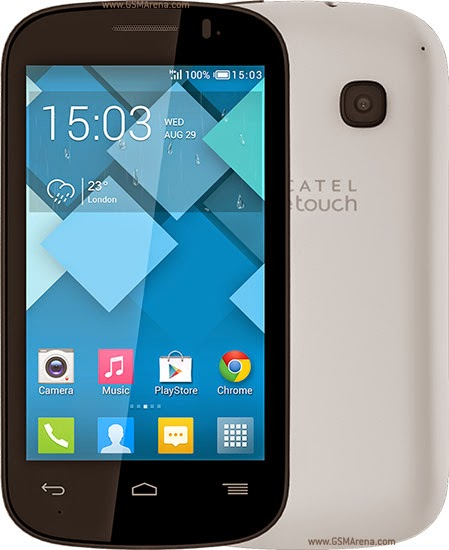 Alcatel Pop C2 spec