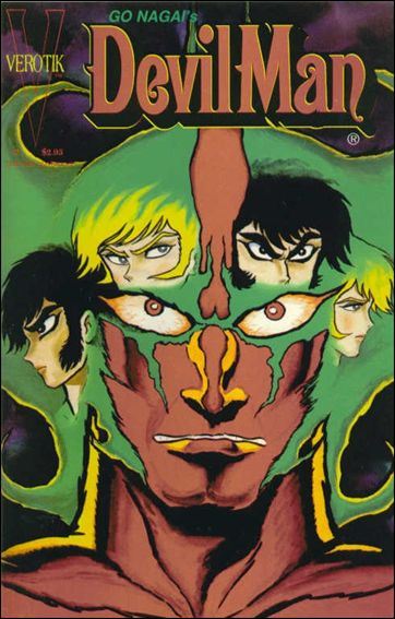 truyện tranh Devilman