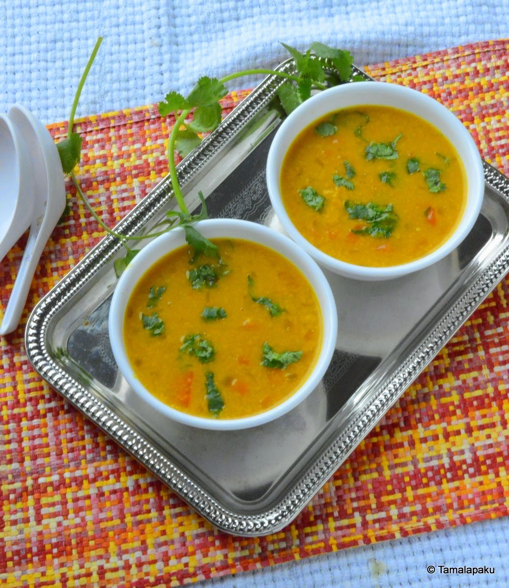 Vegan Coconut-Pumpkin Soup