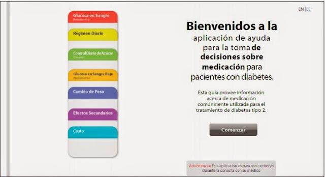 http://diabetesdecisionaid.mayoclinic.org/?lang=es_es&PHPSESSID=c7lo4aj3ajpmv1eg91tb7hqvn0