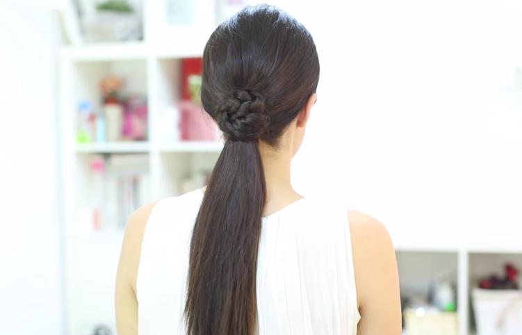 17 peinados fáciles y rápidos para las que no Artistas de la  - Peinados Simples Y Rapidos