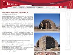 Lista Roja del Patrimonio: Ermita de San Bartolomé o San Berto (Hinojal)