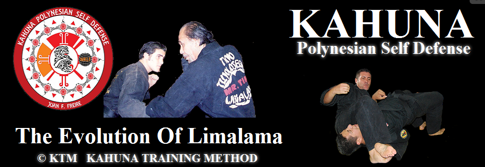 KAHUNA LIMALAMA INTERNACIONAL POLYNESIAN SELF DEFENSE
