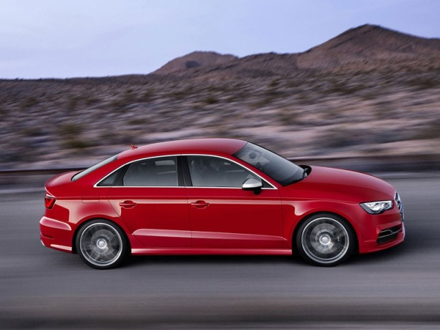 Audi A3 Sedan new 2014