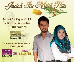 Download Drama Jodoh Itu Milik Kita(novel) (2013)