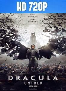 Drácula La leyenda Jamás Contada HD 720p Subtitulada 2014