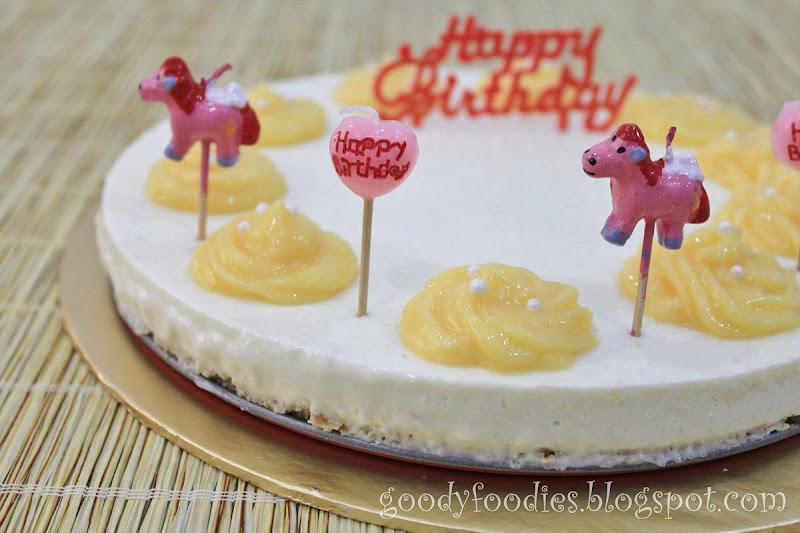 Recipe Curd Cake