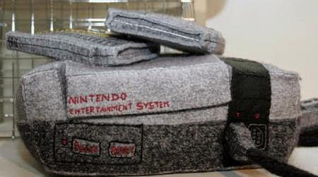 Felt Nintendo