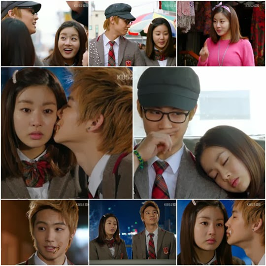 Kang So Ra & JB