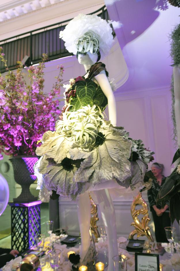 Discover Lifestyle New York Flower Show 2012 Fashion