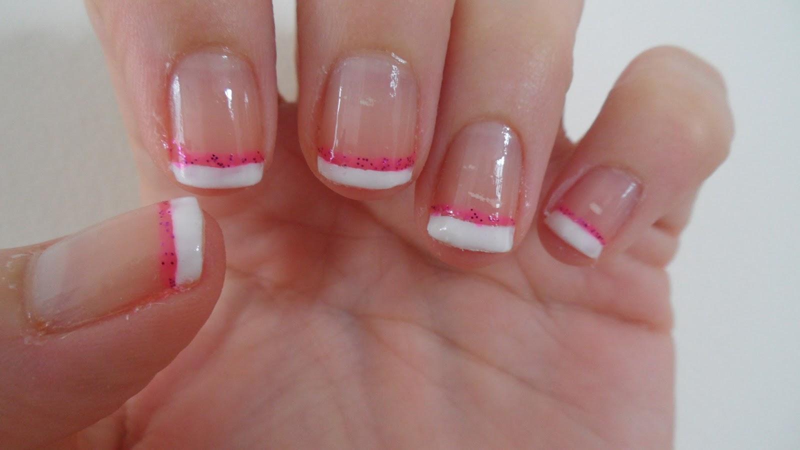 Фото красивых ногтей для подростков