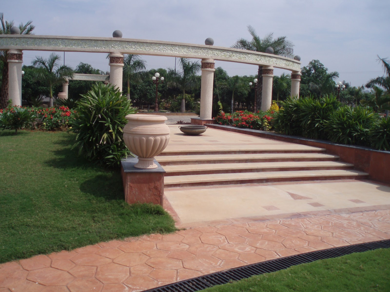 Zahid architects landscape architecture farm house for Architecture design for home in hyderabad