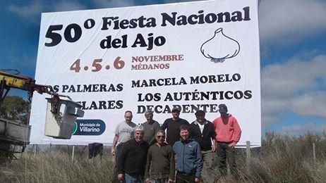 50 FIESTA NACIONAL DEL AJO