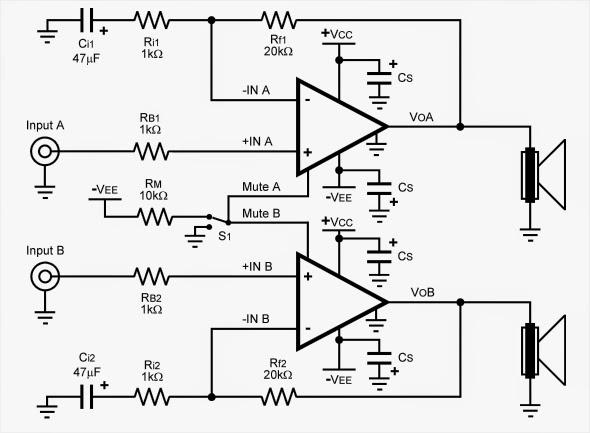 amplifiercircuits com  amplifer