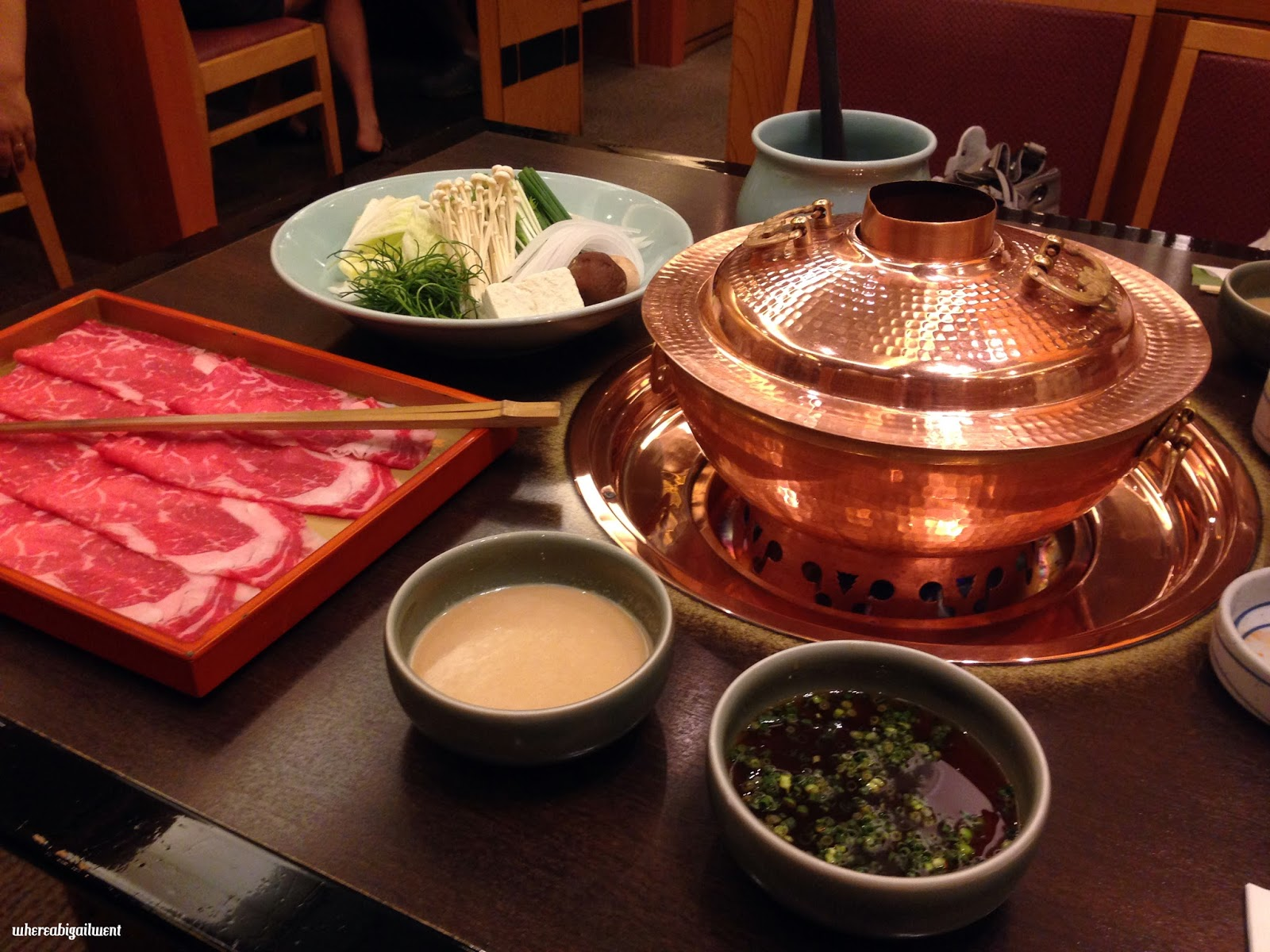 Shabu Shabu All You Can Eat Tokyo