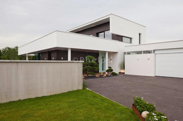 EFH - Architekt Benesch/Stögmüller - Foto Andrew Phelps
