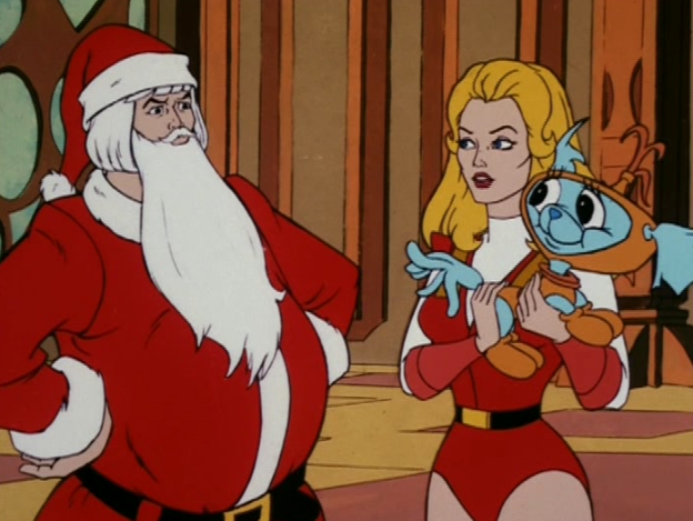 he man and she ra christmas special 1985