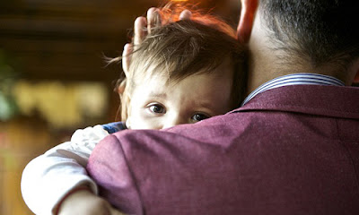 14 Tips To Be A Great Father,man carry child boy kid