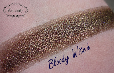 Dreamworld Bloody Witch Swatch