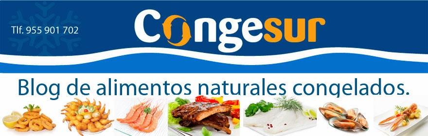 Alimentos naturales congelados Sevilla, Córdoba y Andalucía