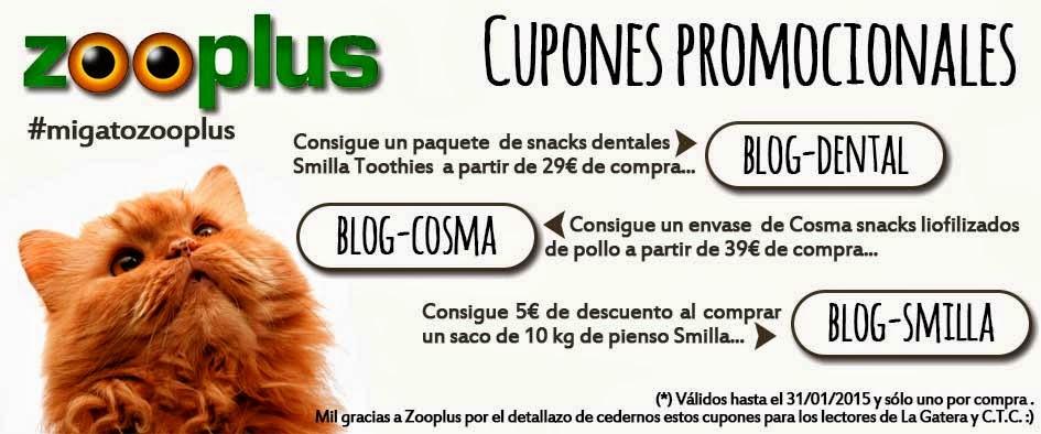 Cupones Zooplus