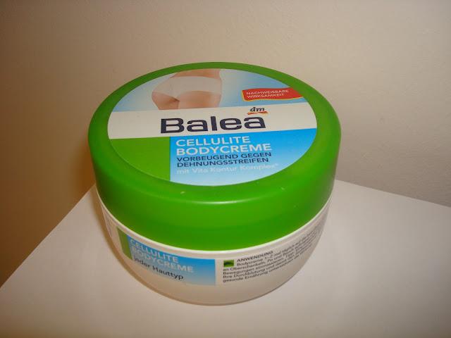 Balea Cellulite Bodycreme & Duschgel