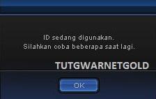 Tips Atasi Error Login ID Sedang Digunakan PB Garena Indonesia