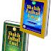 SHAHIH FADHAIL A'MAL SET ( 1-2 ) PRICE : Rp 235.000,-