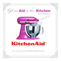 "PARTECIPIAMO AL CONTEST ""Get an AID in the KITCHEN, second edition"""