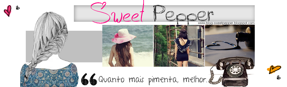 Sweet Pepper//Oficial