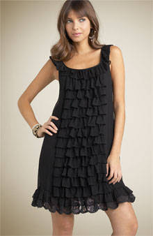 black-ruffled-homecoming-dress1