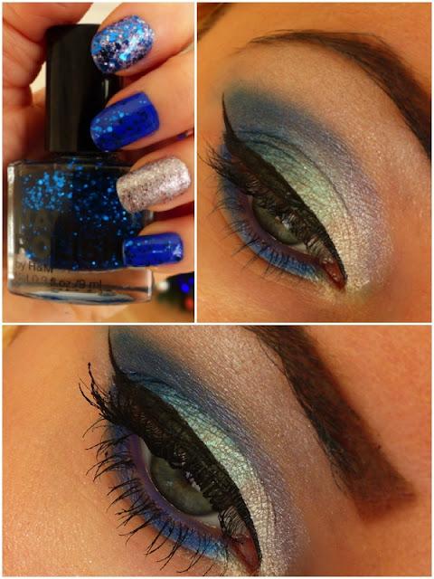 Zimowo - Sylwestrowy Make-Up !