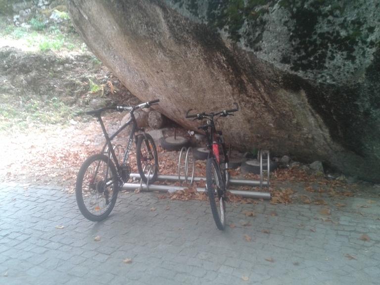 Parque para Bicicletas