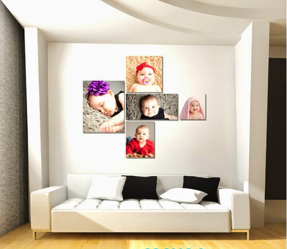 canvas prints for decoration