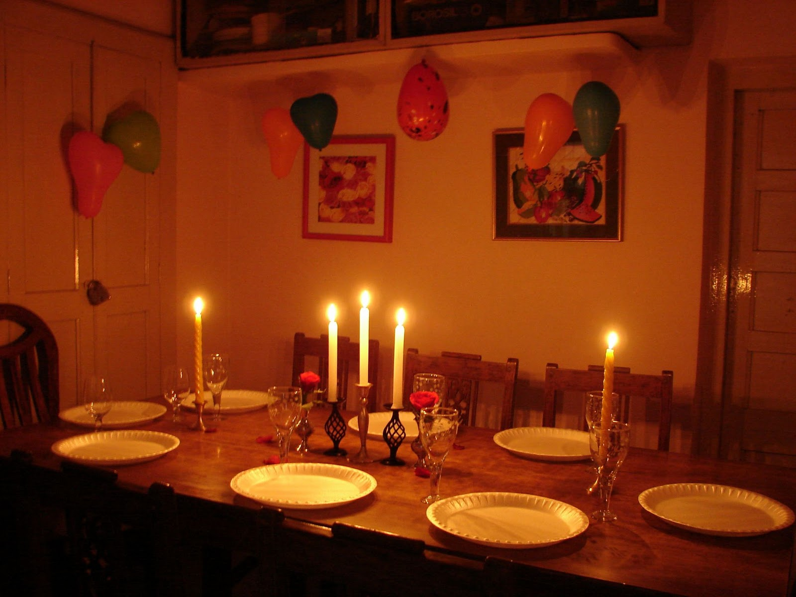 How To Make A Candle Light Dinner At Home