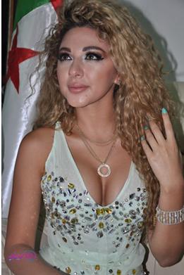 العمر الحقيقي للفنانة مريام فارس