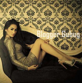Model cantik Tengku Dewi