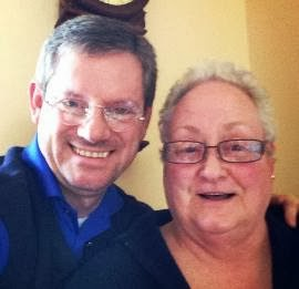 Me & Mom Nov 2013