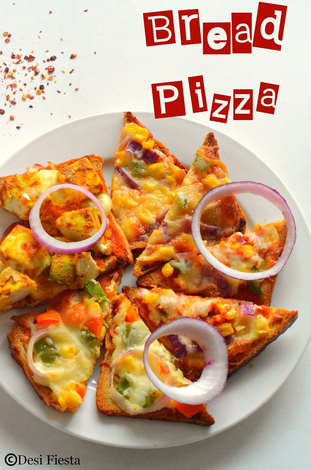 Instant / Easy Pizza Recipe