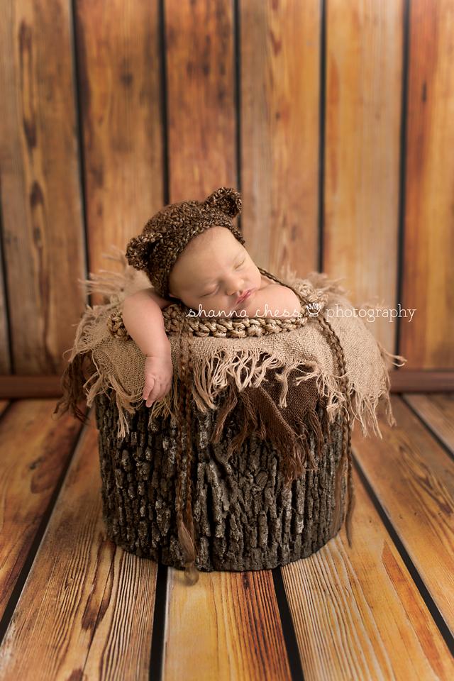 Eugene and Springfield, Oregon newborn photographer