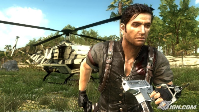 Just Cause 2 HD Wallpaper
