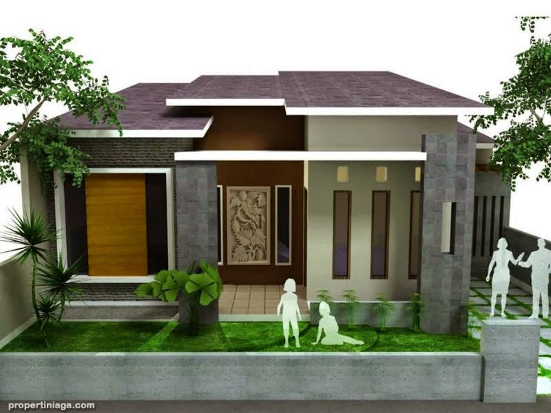 Model Interior Rumah Minimalis6