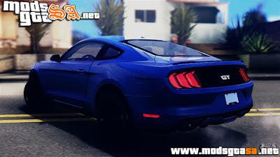 SA - Ford Mustang GT 2015